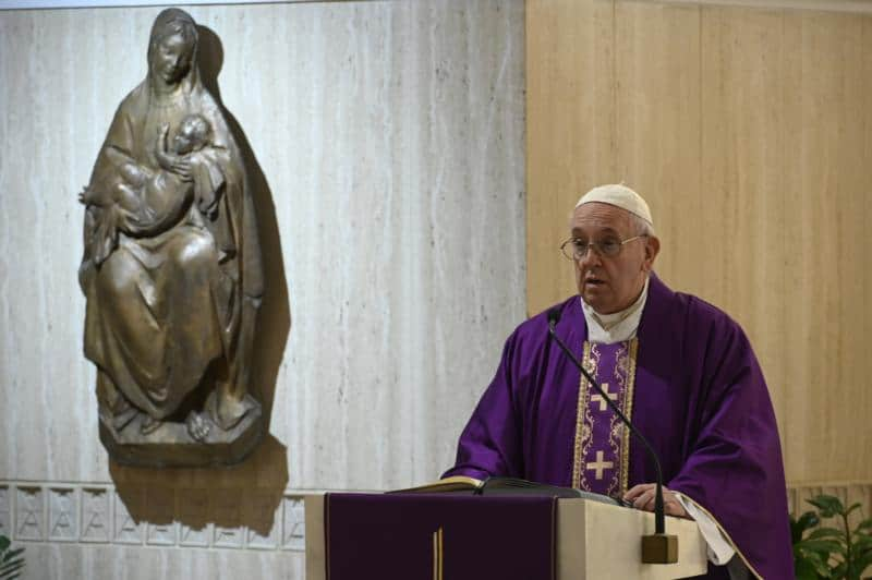 Read more about the article Pope encourages Catholics to contemplate 'seven sorrows' of Mary