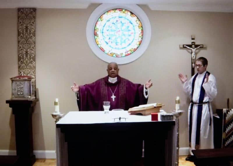 Read more about the article Archbishop Gregory calls abuse a 'spiritual felony,' prays for victims