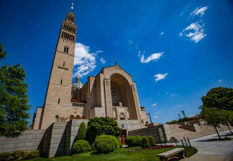 Read more about the article National shrine in Washington celebrates two 100-year milestones this year