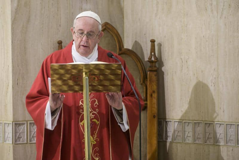 Pope joins interreligious prayer, begging God to end pandemic