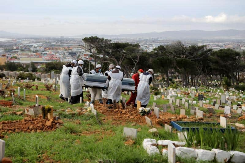 The quiet pandemic victims: Those grieving death
