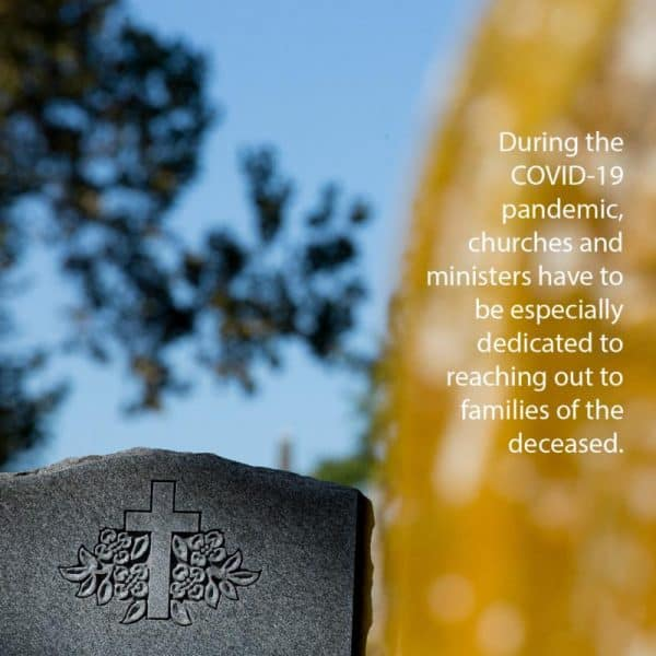 Faith Alive, No. 24, Part 1: Delayed grief during a pandemic