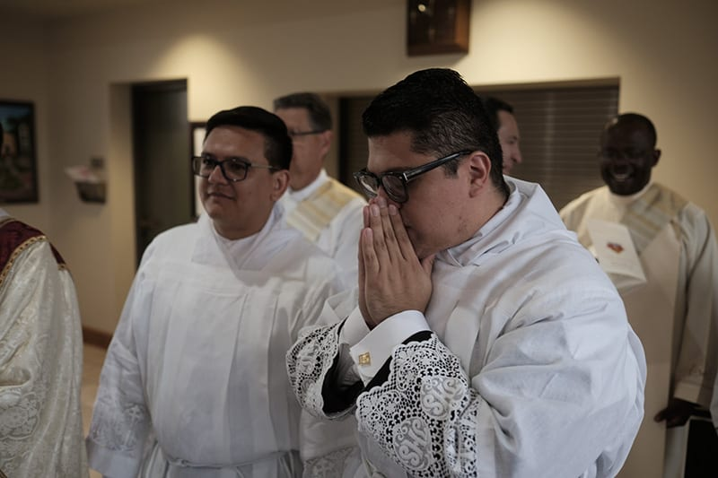 Priestly ordinations, seminarian education dinner rescheduled