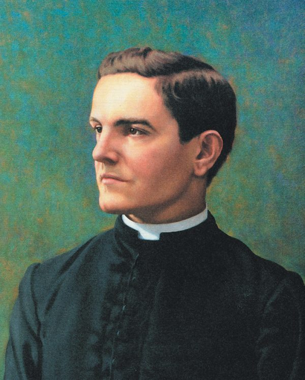 Father McGivney was a priest ahead of his time