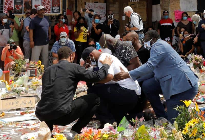 Update: Bishops around U.S. express sorrow over Floyd killing, racism