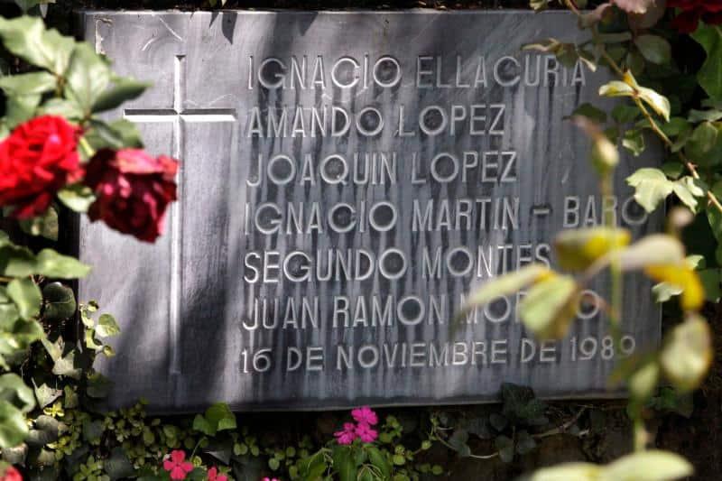 Ex-militar enfrenta juicio en España por asesinatos de jesuitas en 1989