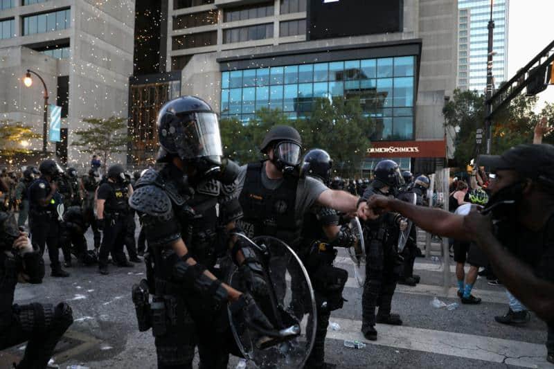 Georgetown Law School forum examines reforming, transforming police