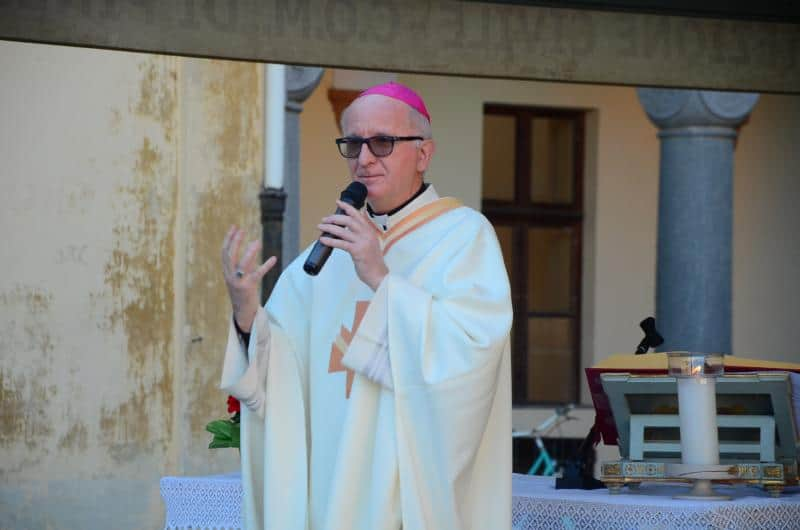 Death cannot keep people from God, says bishop recovering from COVID-19