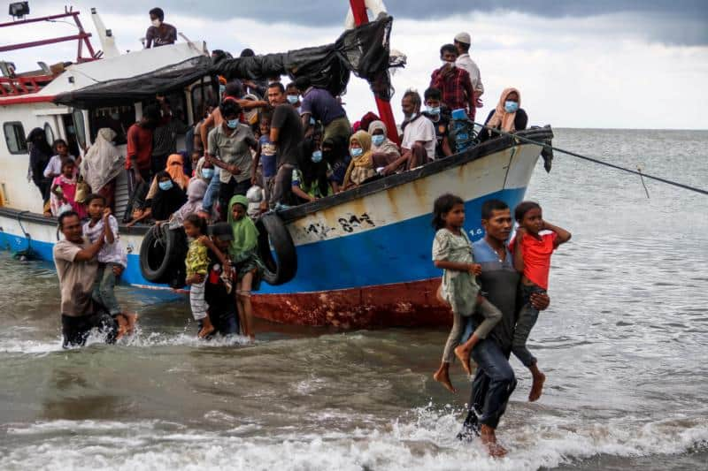 Rohingya refugees threatened by pandemic, Caritas warns