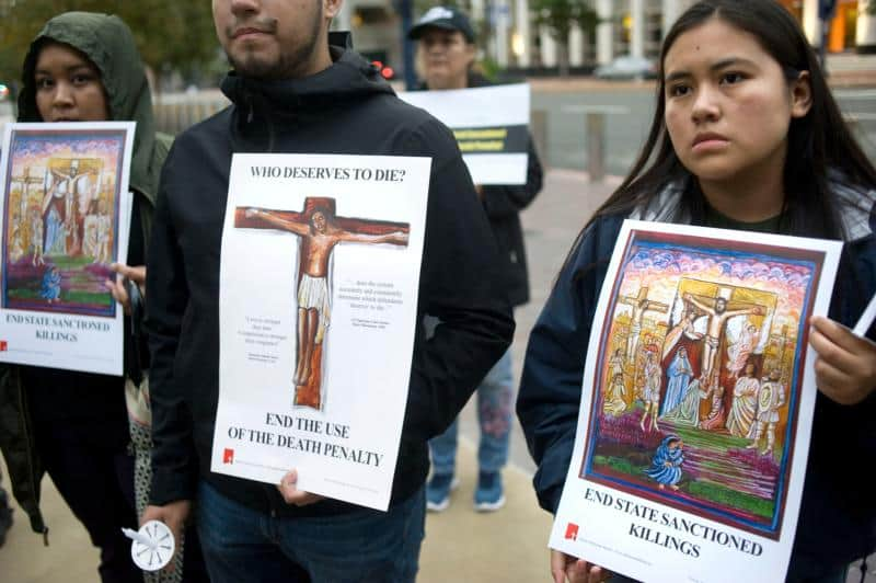 Update: Catholic leaders denounce rejection of federal death penalty appeal