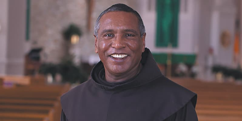 For 30 years, Father Bala has been a shepherd to those he serves