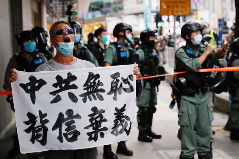 Read more about the article Cardinal Zen says he's prepared for arrest under Hong Kong security law
