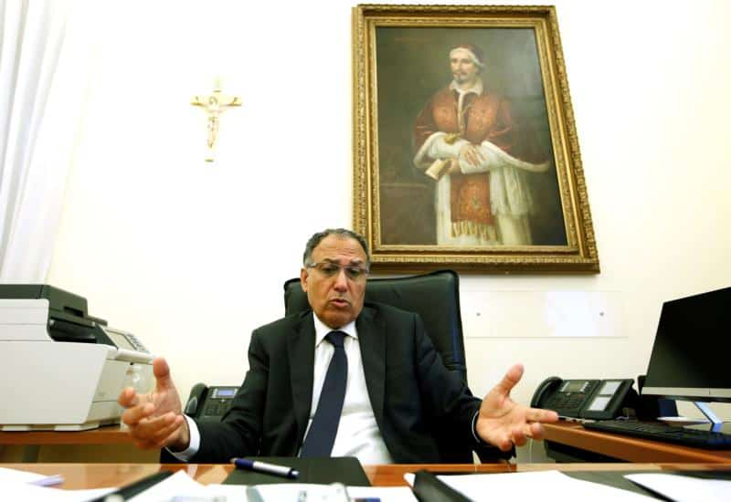 Financial watchdog sees increased cooperation with Vatican agencies