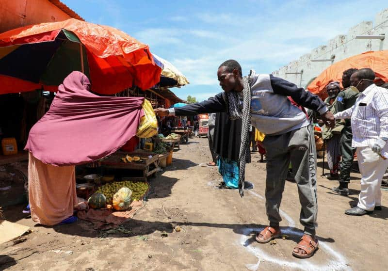 Corruption in Somalia complicates aid during pandemic