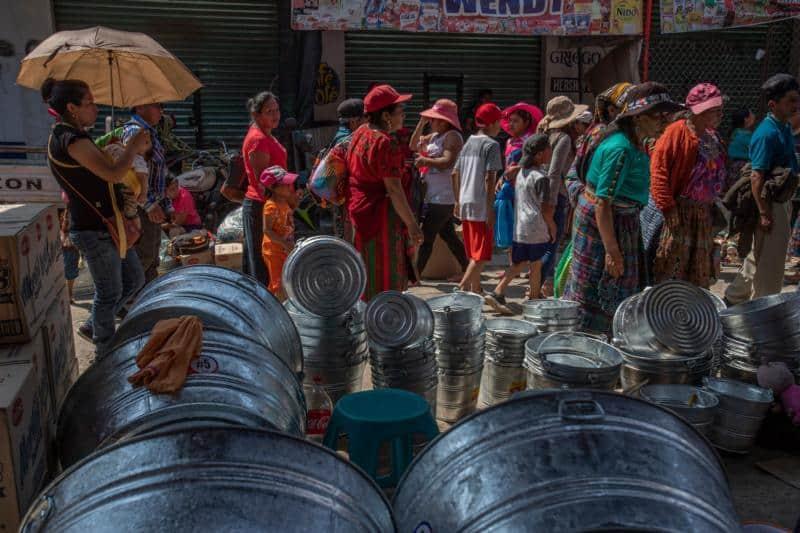 Read more about the article En el sur de México, muchos indígenas no aceptan existencia de COVID-19