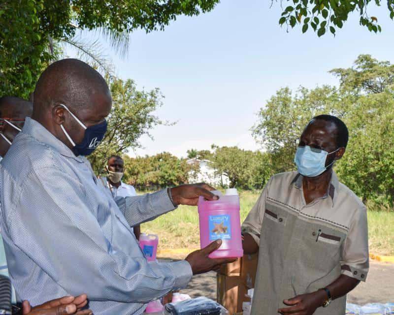 Agencia de ayuda CRS enfrenta batalla contra el hambre en pandemia