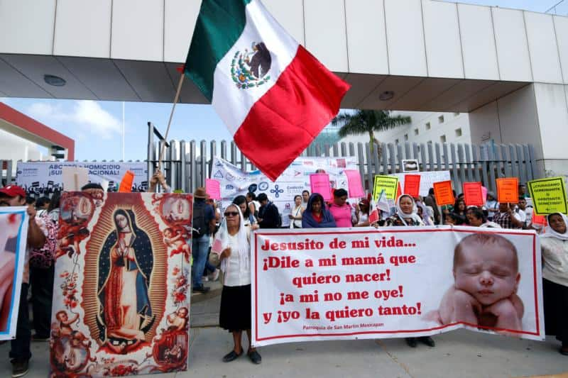Update: Mexican bishops welcome Supreme Court abortion ruling