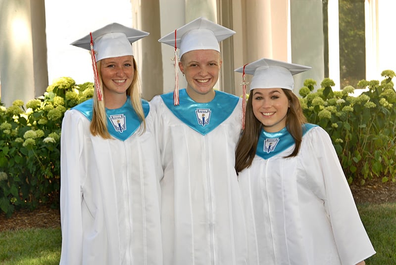 Read more about the article SCA families drive in for belated graduation