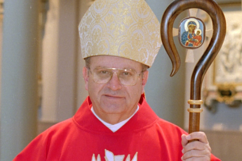 Former Nashville Bishop Kmiec remembered for pastoral spirit