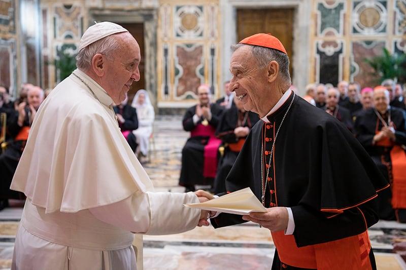 Papa empezará nueva serie sobre doctrina social debido a la pandemia