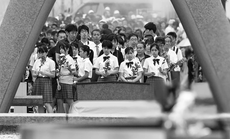 EDITORIAL: Long after Hiroshima, Nagasaki, nuclear arms remain threat to peace