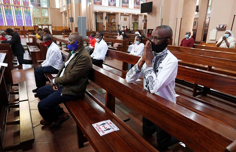 COVID-19 awakens Kenyan rural parishes' social ministry
