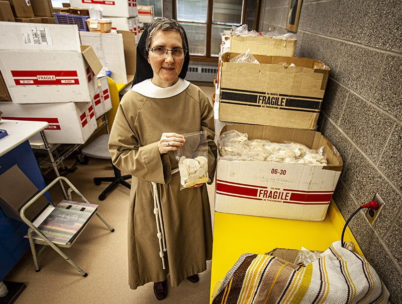 Makers of sacramental wine, altar bread suffer economic hit due to pandemic