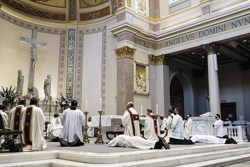 Ordination is a blessing and a joy for diocese's newest priests