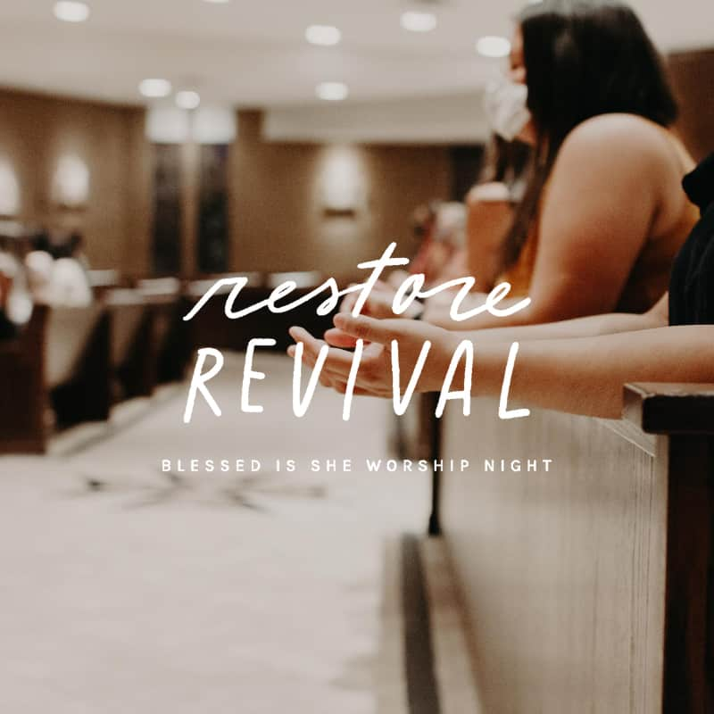 Blessed is She 'Restore Revival' to be held at the Cathedral Sept. 4-5