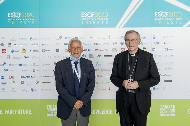 Read more about the article Science, religion not opposing sides in humanity's progress, cardinal says