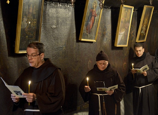 Virtual pilgrimage, concrete donation: Holy Land Catholics ask for help