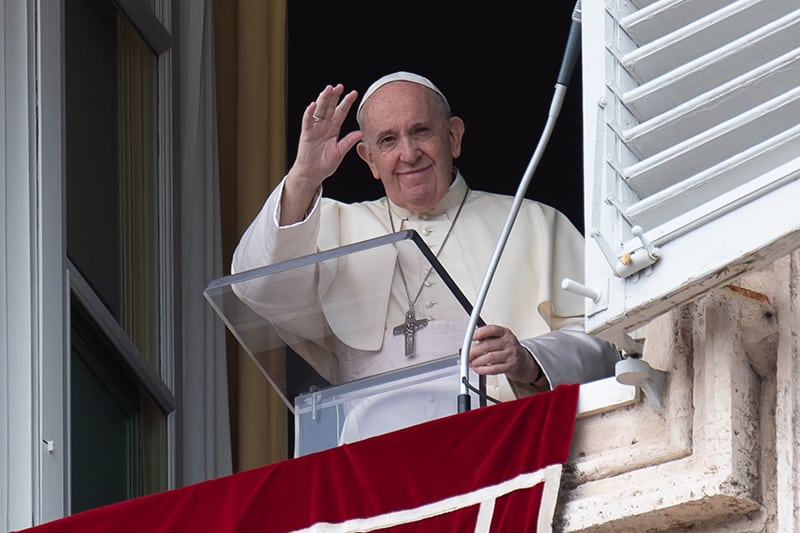 Church becomes sick when not proclaiming Gospel, pope says