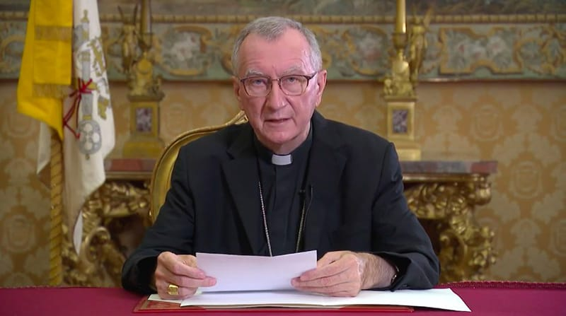 U.N. must recommit to serving the common good, Cardinal Parolin says