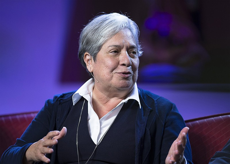 Sister Norma Pimentel is one of Time magazine's 100 most influential people of 2020