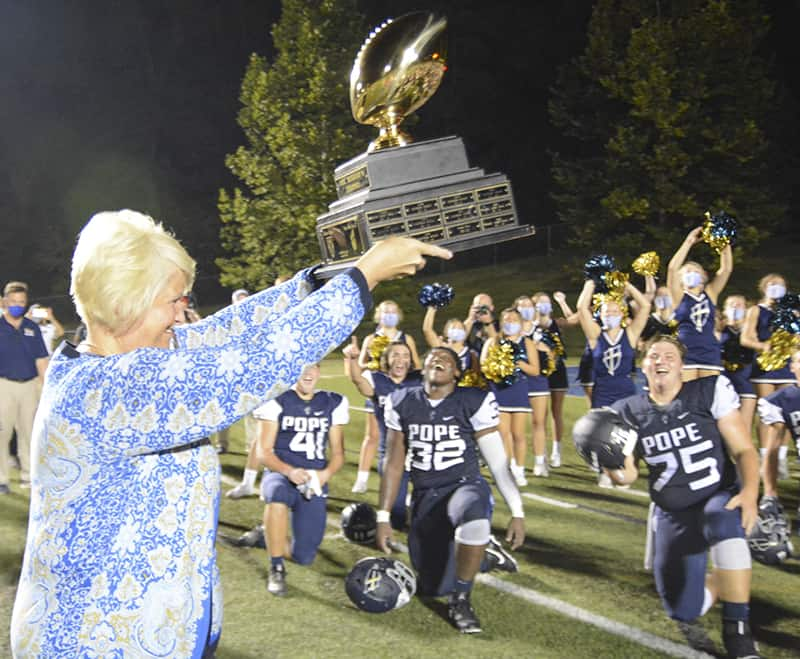 JPII runs string of Bishop's Cup wins to 5