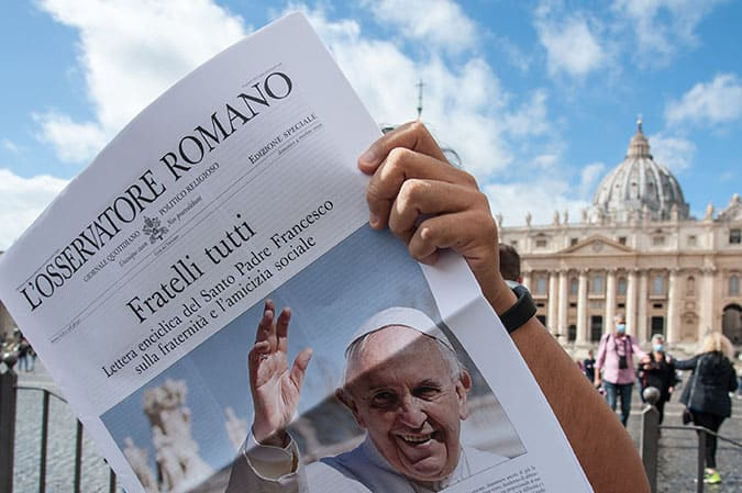 The pope's new encyclical presents a formidable challenge