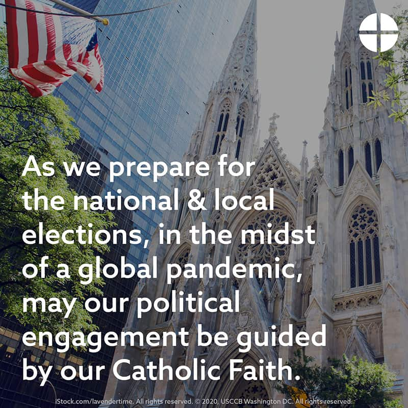 USCCB offers 'Election Novena' as way to prepare for Nov. 3, pray for nation