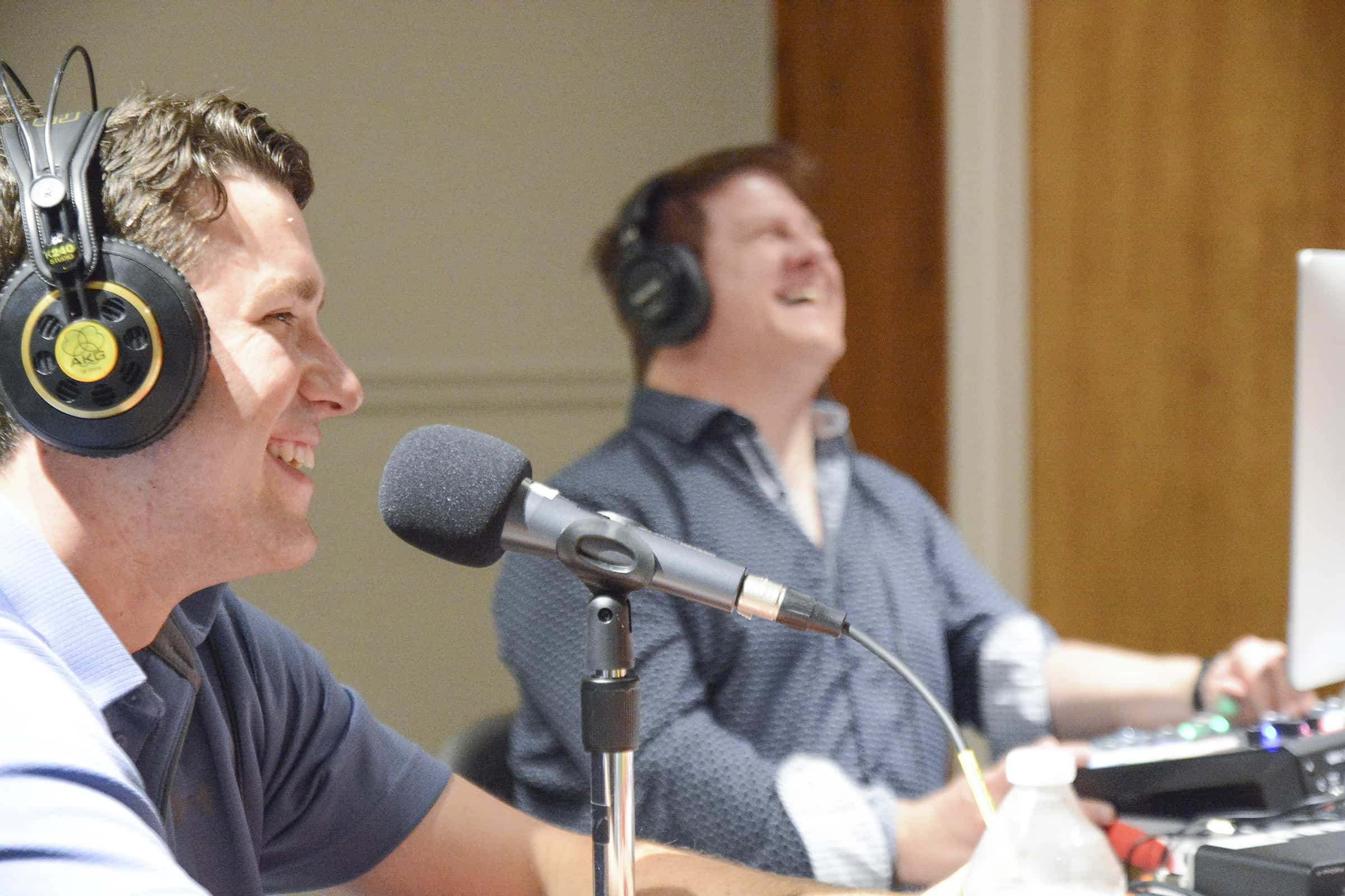 'Belonging' radio show helps young adults find their place in the Church
