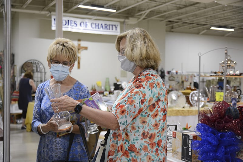 For 110 years, Ladies of Charity has served Nashville community with love