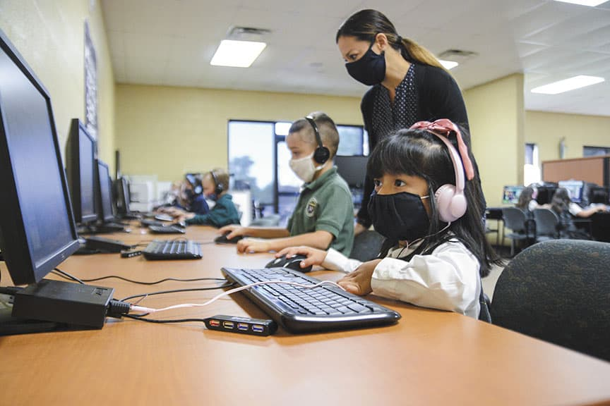 Schools complete successful first quarter amid coronavirus