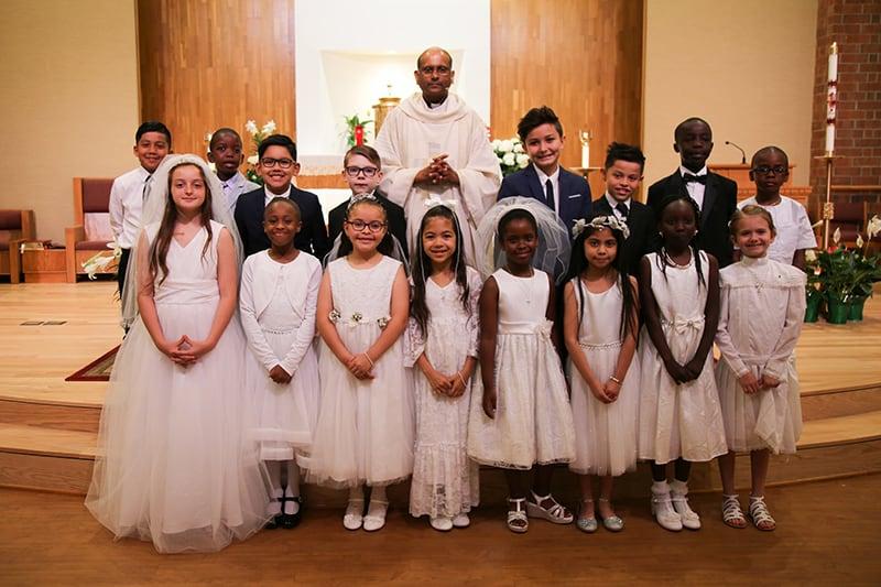 St. Ignatius of Antioch Catholic Community thrives on diversity