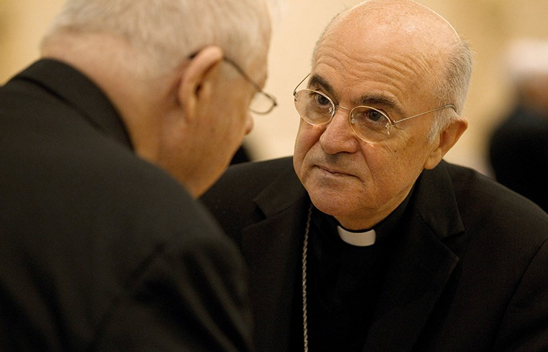 Vatican report reveals omissions in Archbishop Vigano's 'testimony'