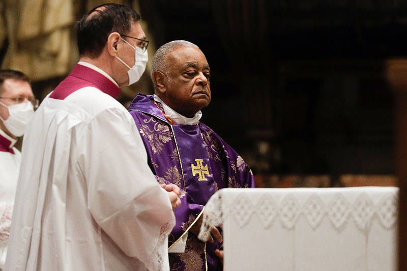 Read more about the article Pope creates 13 new cardinals, including Washington archbishop