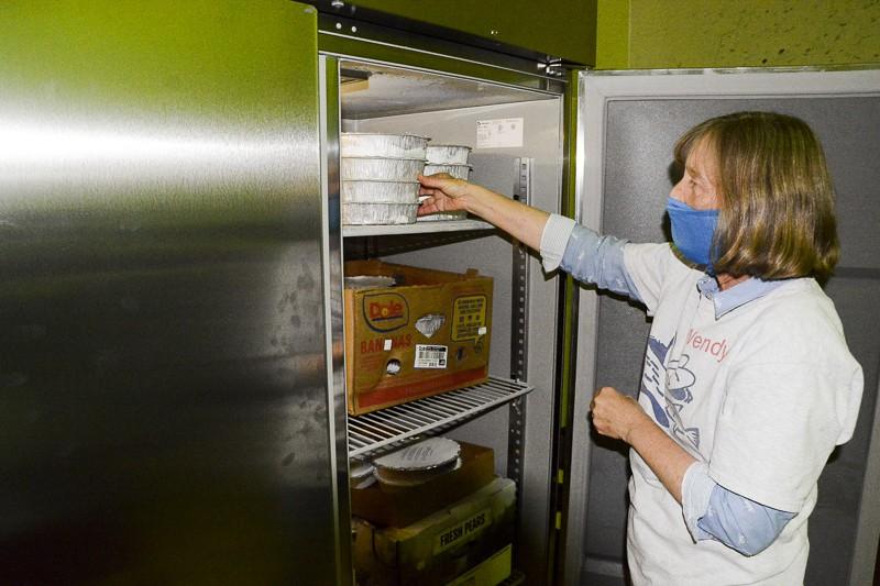New refrigerators, freezers help Catholic Charities expand food programs