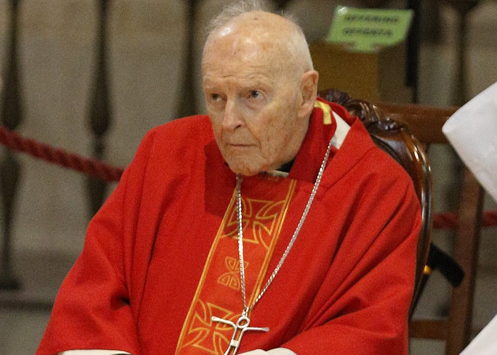 McCarrick report documents repeated lack of serious investigation