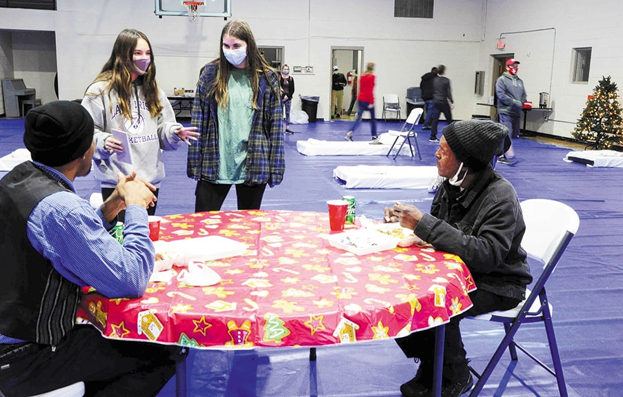 'It's not too late to volunteer' for Room In The Inn