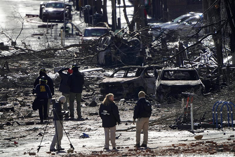 Catholic Charities receives $2M grant to provide assistance to those impacted by Christmas Day explosion in downtown Nashville