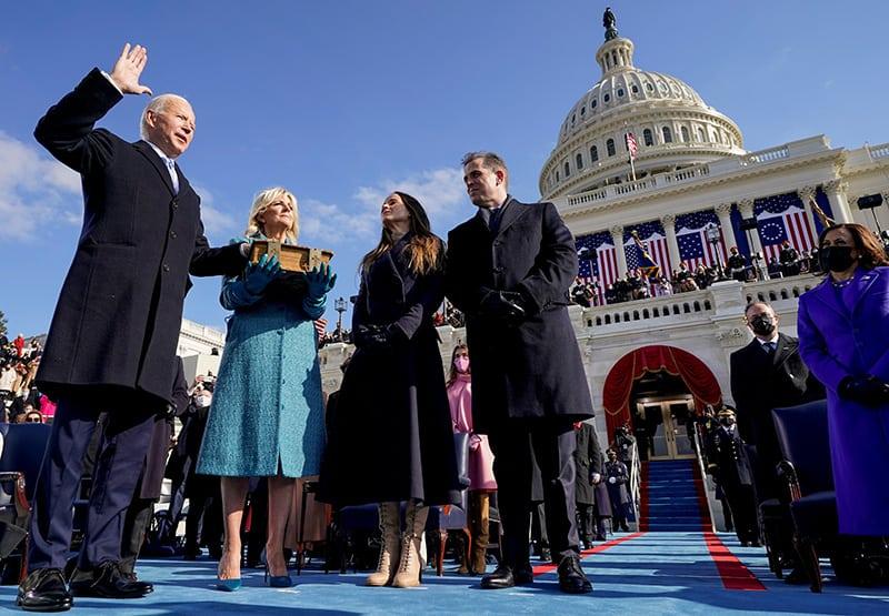 USCCB president, pope, members of Nashville Diocese offer prayers for President Biden