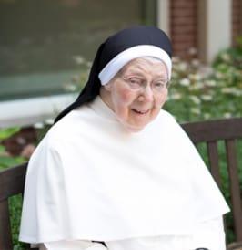 Sister Mary George Barrett, O.P., dies at age 91