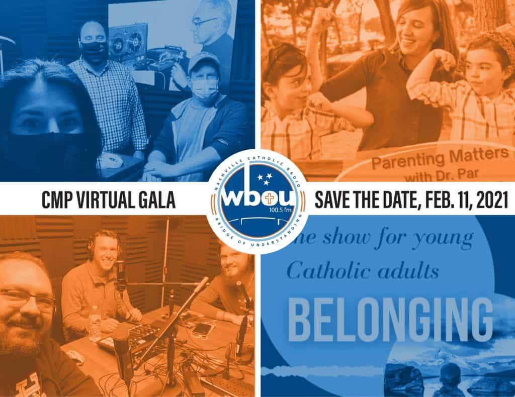 Virtual gala raises funds for 'integral ministry' of diocese